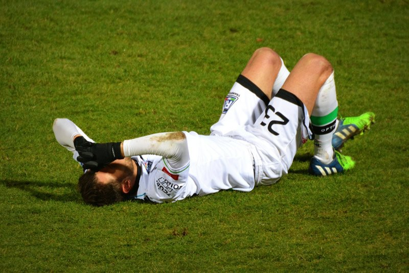 Football Soccer injuries